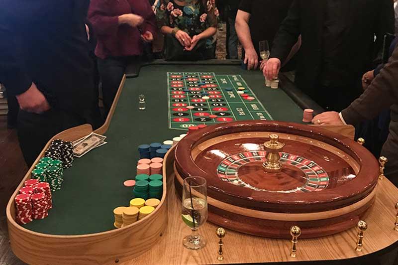 Party Perfect Rentals - Casino Rentals