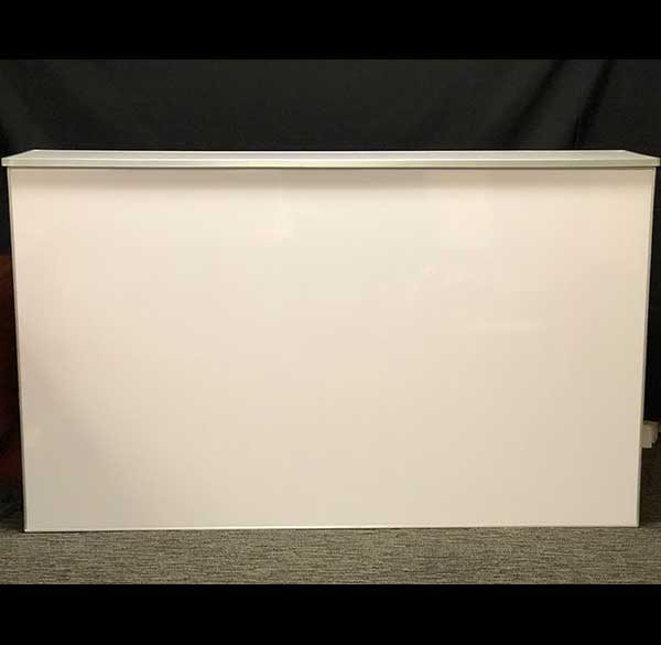 Party Perfect Rentals - Portable White Bar