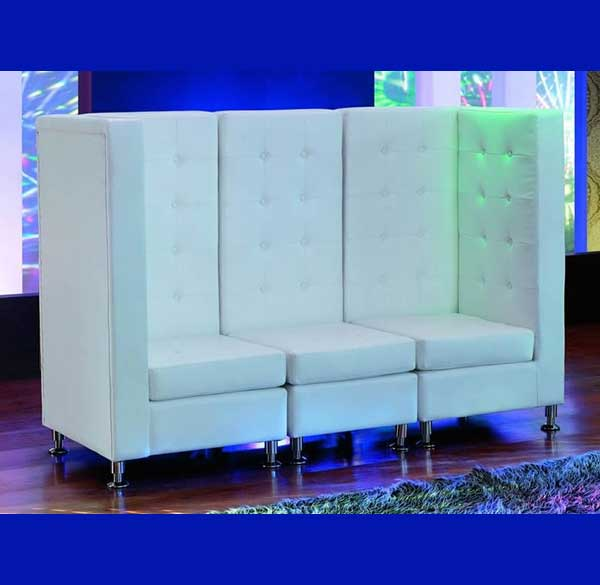 Party Perfect Rentals - 3 or 4 Piece High Back Couch
