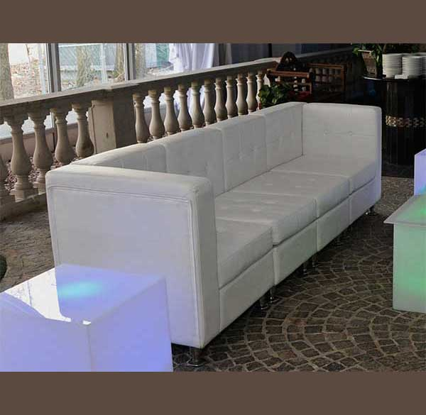 Party Perfect Rentals - Four Piece Couch