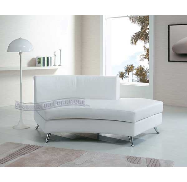 Party Perfect Rentals - Right-Sided Curved Chaise