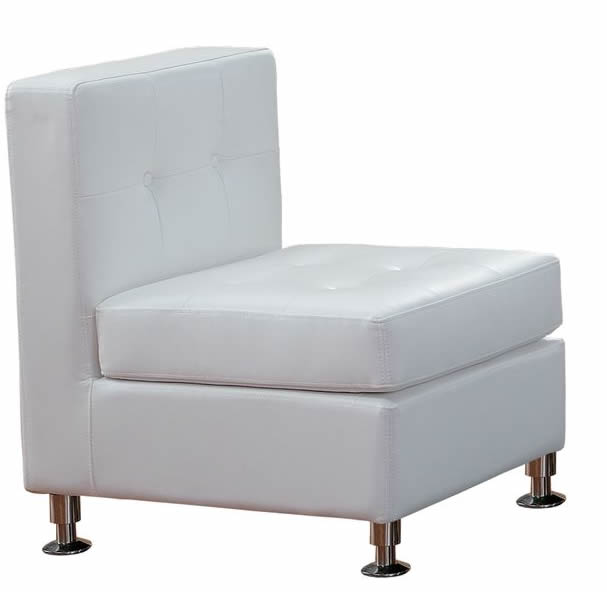 Party Perfect Rentals - White Chair
