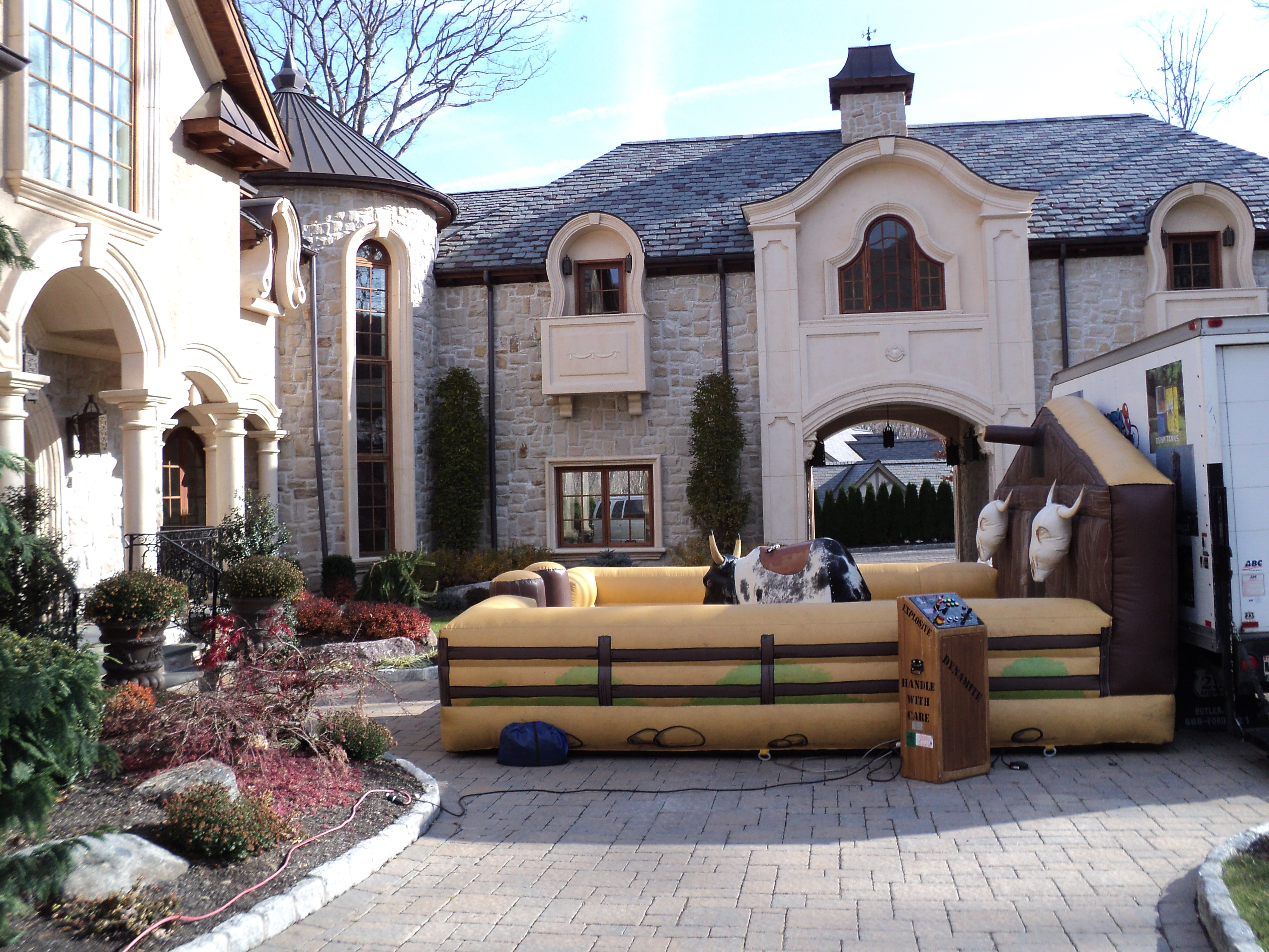 Private Party Rentals
